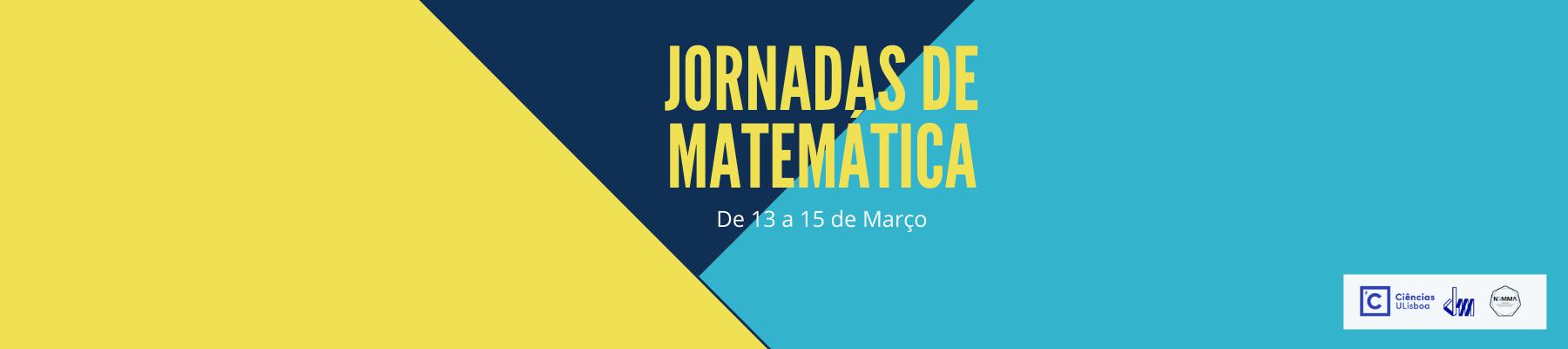 Jornadas de Matemática em Ciências